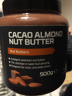 Cacao Almond Nut Butter - Product