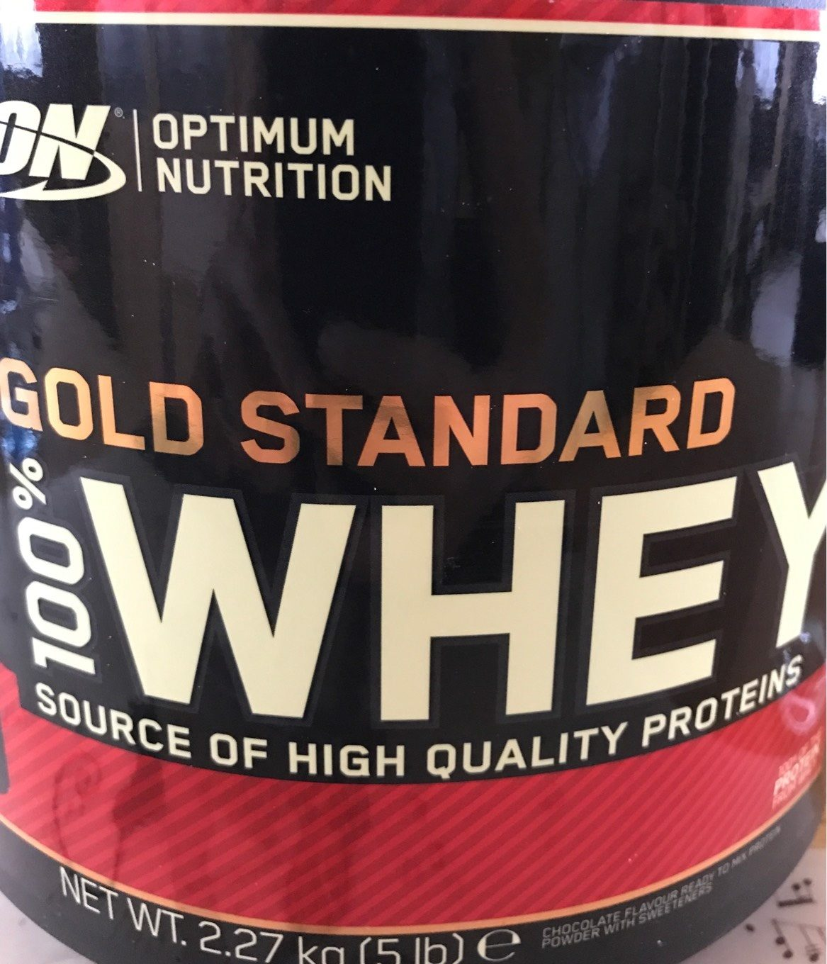 Gold Standard 100% Whey - Product