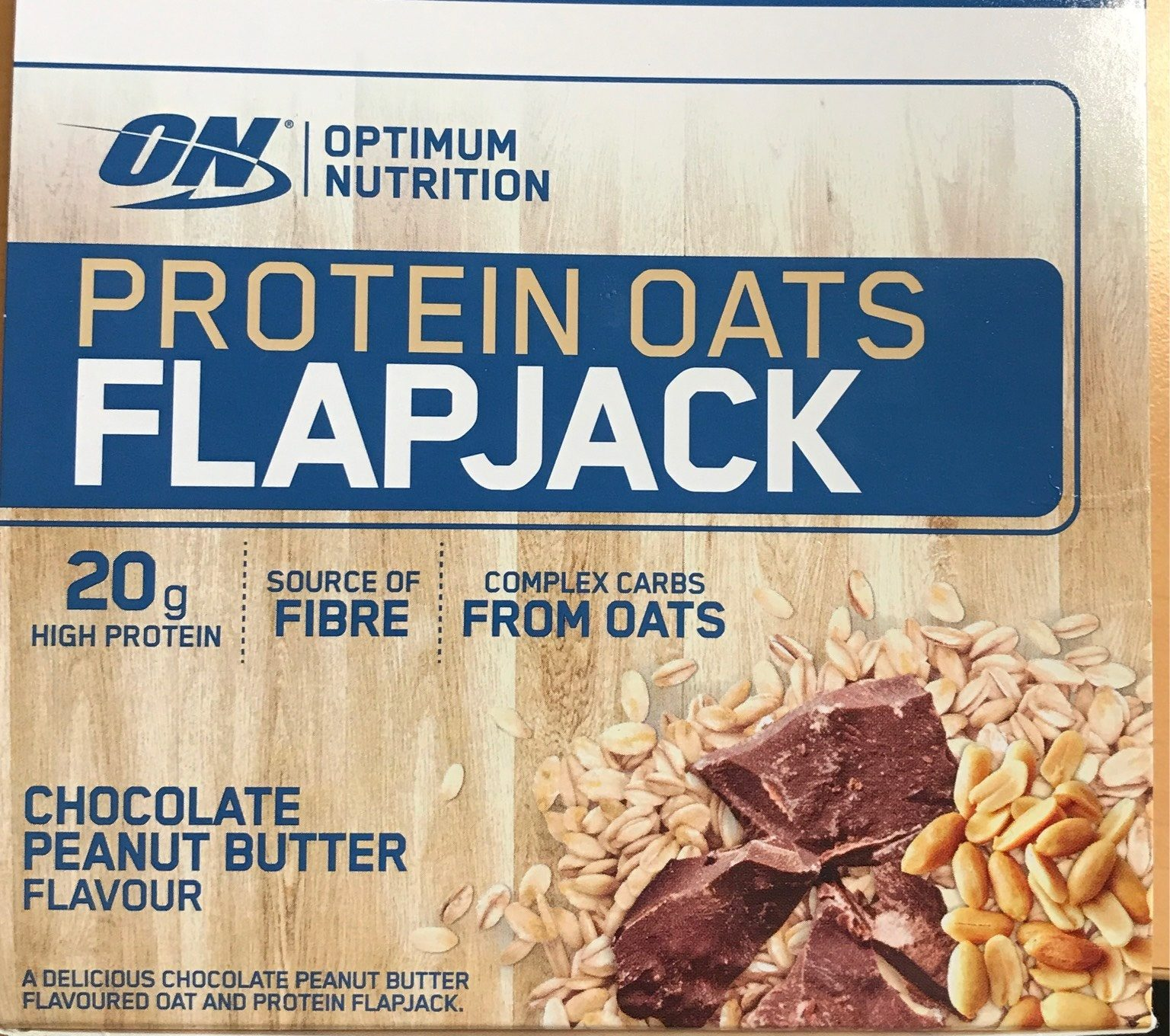 Protein Oats Flapjack - Product