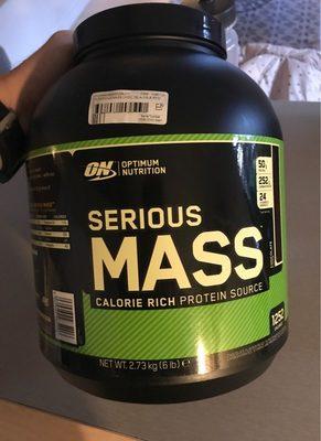Serious Mass - Prodotto - fr