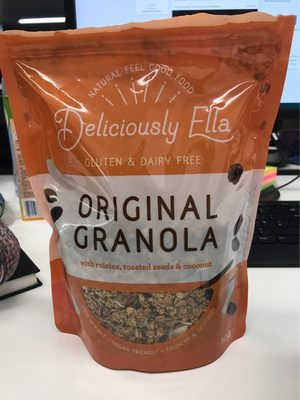 Original Granola - Product