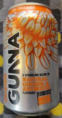 Original Gunna Natural Ginger & Aromatic - Produit