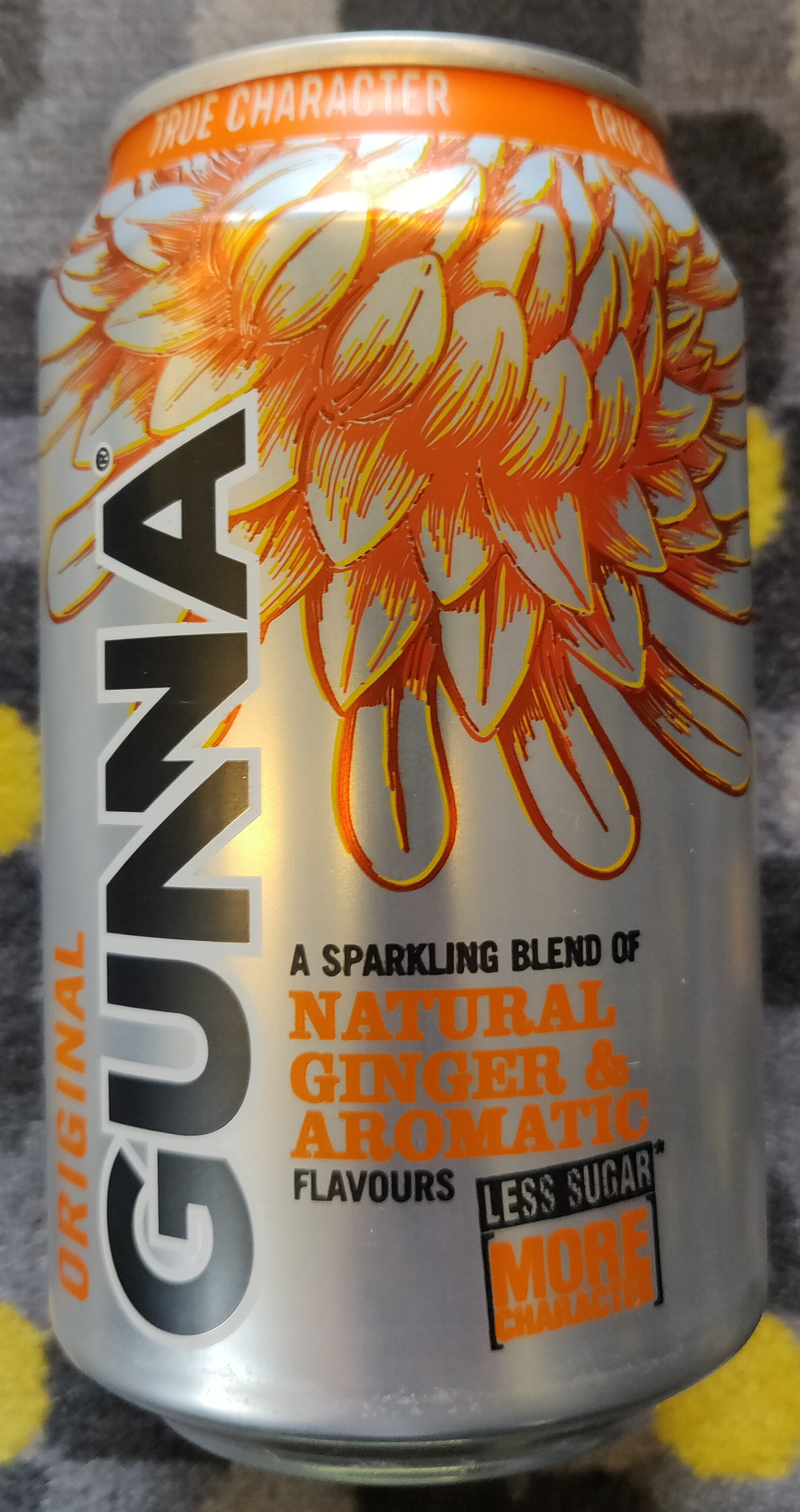 Original Gunna Natural Ginger & Aromatic - Produit - en