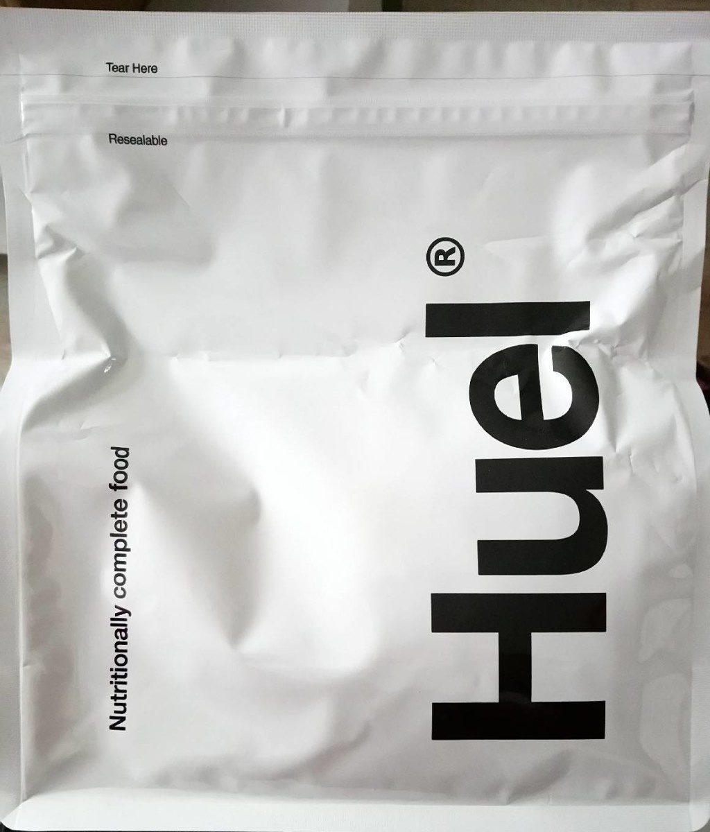Huel Powder v2.3 - Vanilla Flavour - Prodotto - en