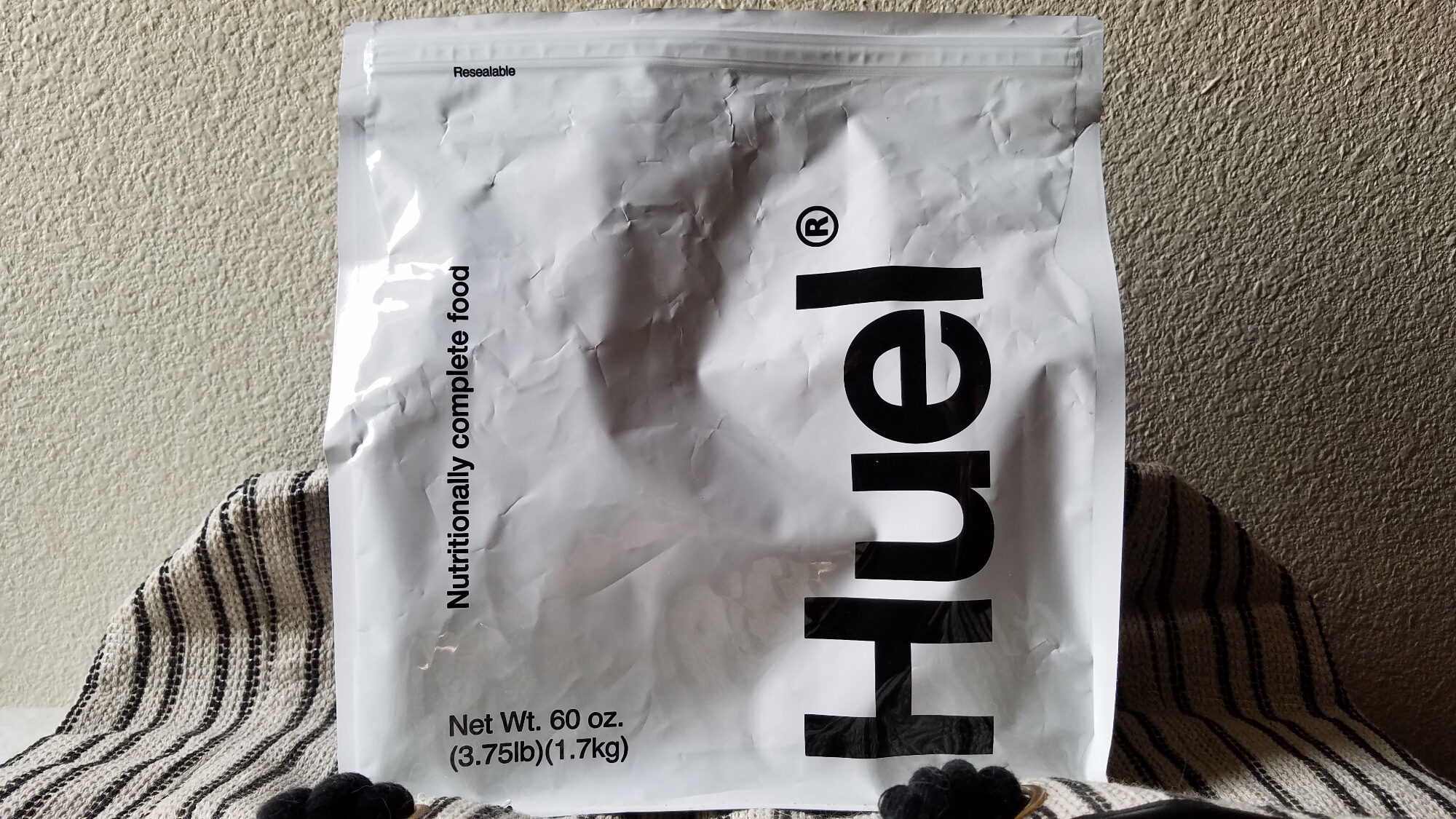 Huel Powdered Meal Replacement - Chocolate Flavor - Product