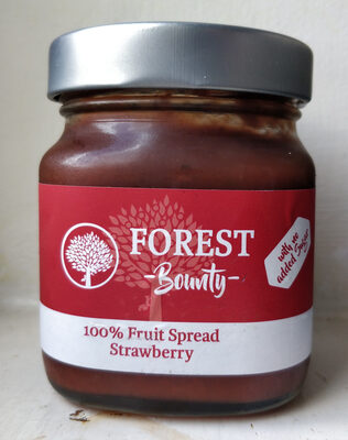 Strawberry fruit spread - Produit