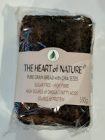Pure Grain Bread with Chia Seeds - Produit - en