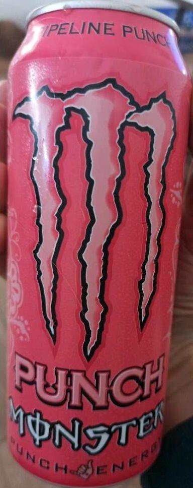 Monster Pacific Punch 500ml - Produit - en