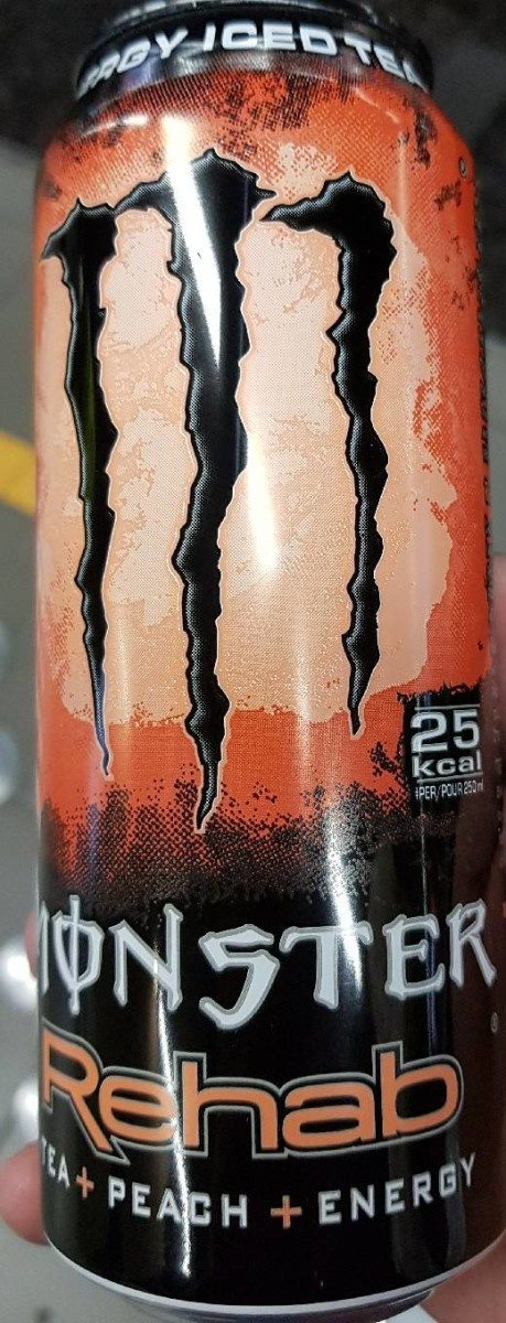 Monster rehab - Produit - fr