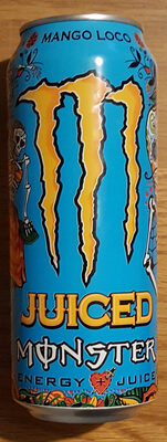 Monster Energy Juided Mango Loco - Product - sv