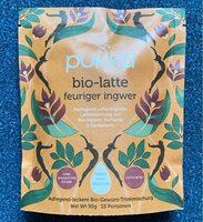 Bio latte feuriger ingwer - Prodotto - de