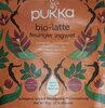 Bio latte feuriger ingwer - Product
