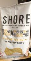 Seaweed chips - Product - en