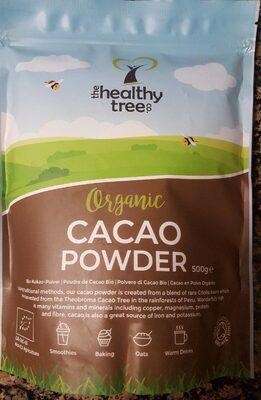Organic cacao powder - Produit - es