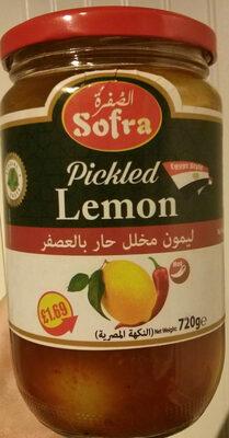 Pickled Lemon - Product - en
