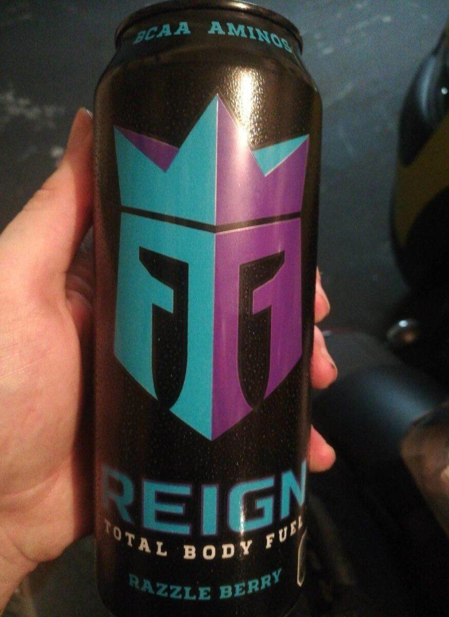 Reign razzle berry - Product - es