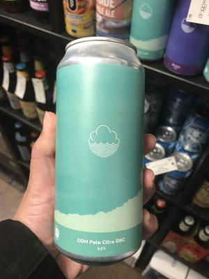 DDH Pale Citra BBC - Product - fr