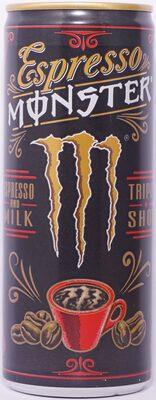 Espresso and Milk, Triple Shot - Produkt - de
