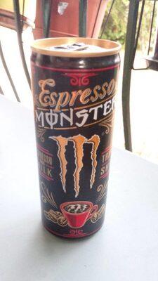 Monster Espresso parfum Espresso et lait - Produit