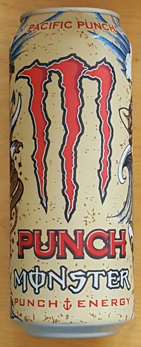 Punch Monster Pacific Punch - Produit - sv