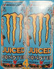 Monster Energy Juiced - 4 Pack - Produit