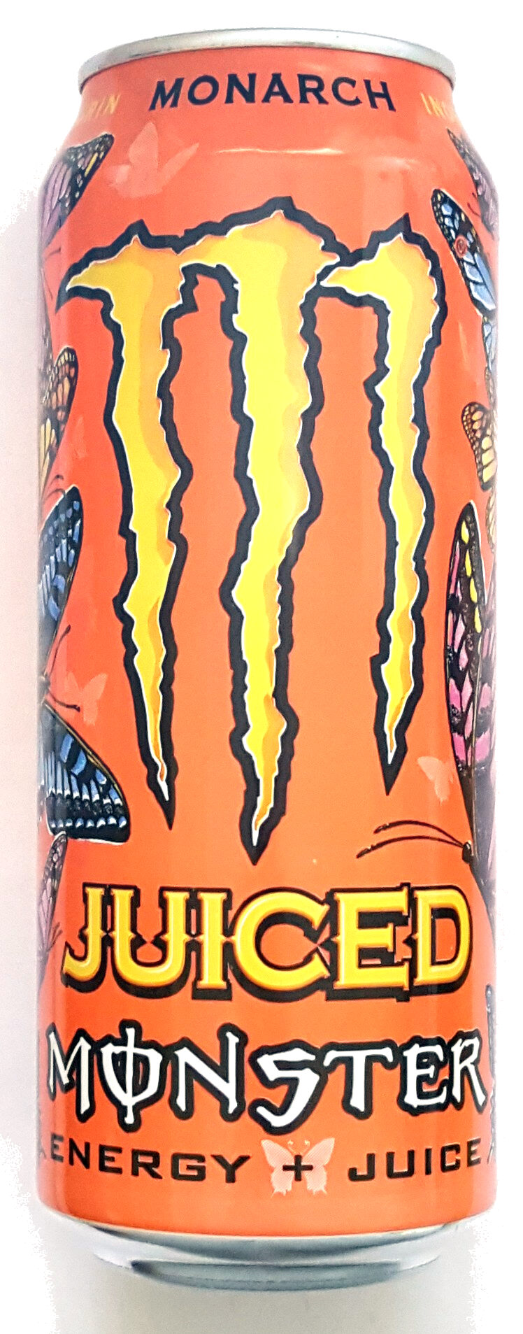 Juiced Monster Monarch Energy + Juice - Prodotto - sv