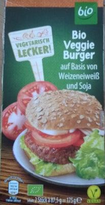 Bio Veggie Burger - Product - de