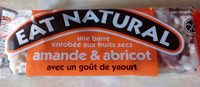 Fruit & Nut Bar Almond & Apricot with a Yoghurt Coating - Product - en