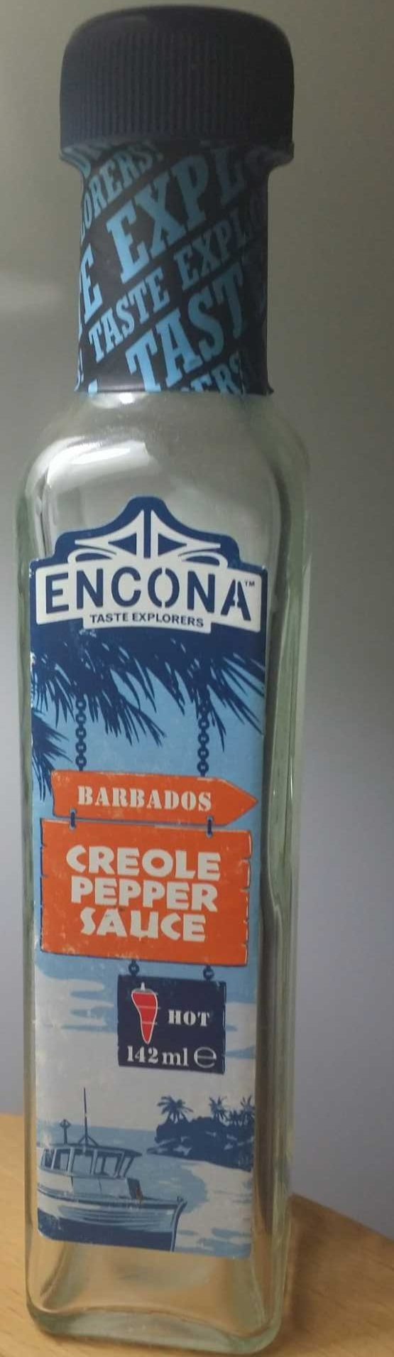 Barbados Créole Pepper Sauce - Produit