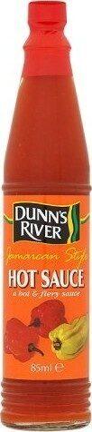 Dunn's River Jamaican Style Hot Sauce - Product - fr