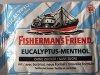 Fishermans Friend Pastillen O Zucker BTL 25 G - Produit - fr