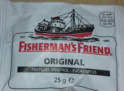Pastille menthol-eucalyptus - Product - fr