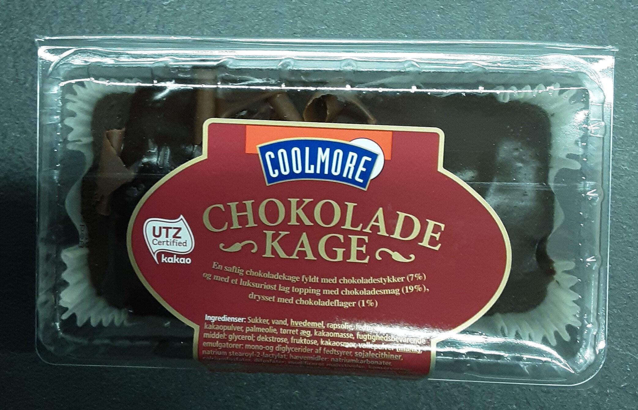 Chokoladekage - Product - da