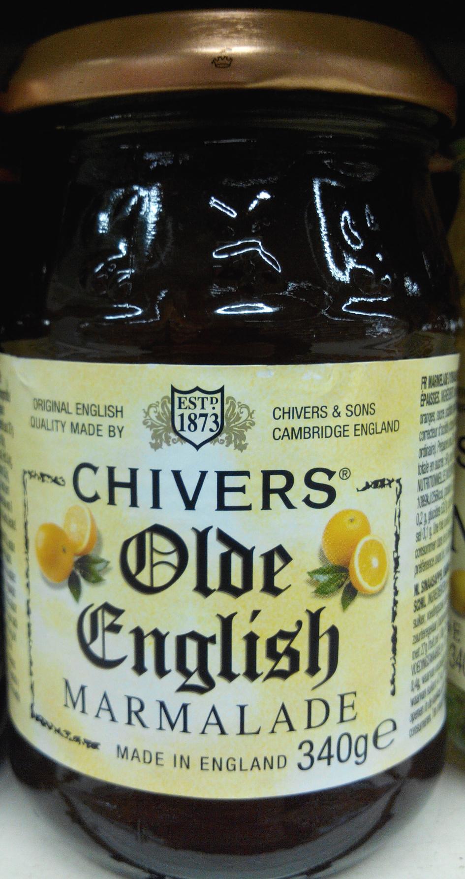 Olde English marmalade - Prodotto - en