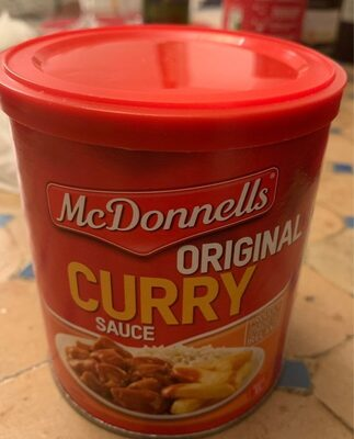 Sauce curry - Product - en