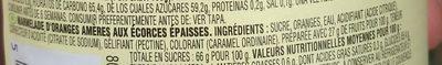Olde English Marmalade - Ingrédients - fr