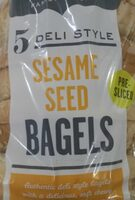 Sesame Seed Bagel - Product