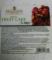 Irish Fruit Cake - Product - fr