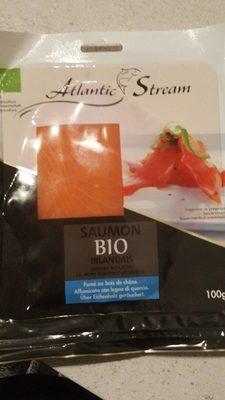 Saumon bio irlandais - Product - fr