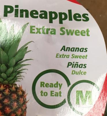Ananas - Ingrediënten - fr
