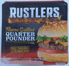 Rustlers Quarterpounder - Product