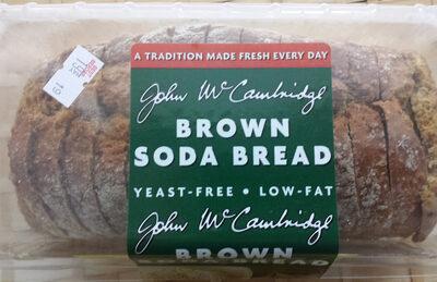 Brown Soda Bread - Producto