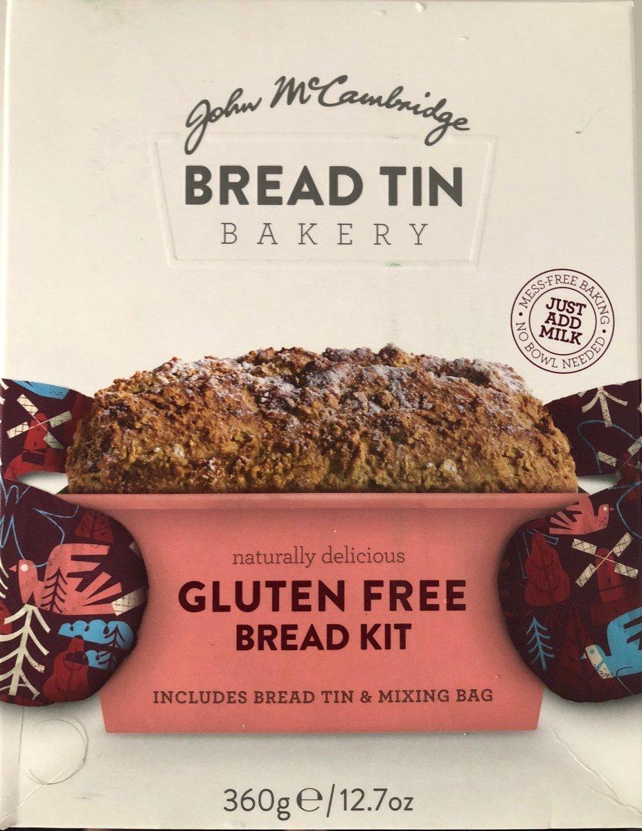 BREAD TIN BAKERY - Produit - fr