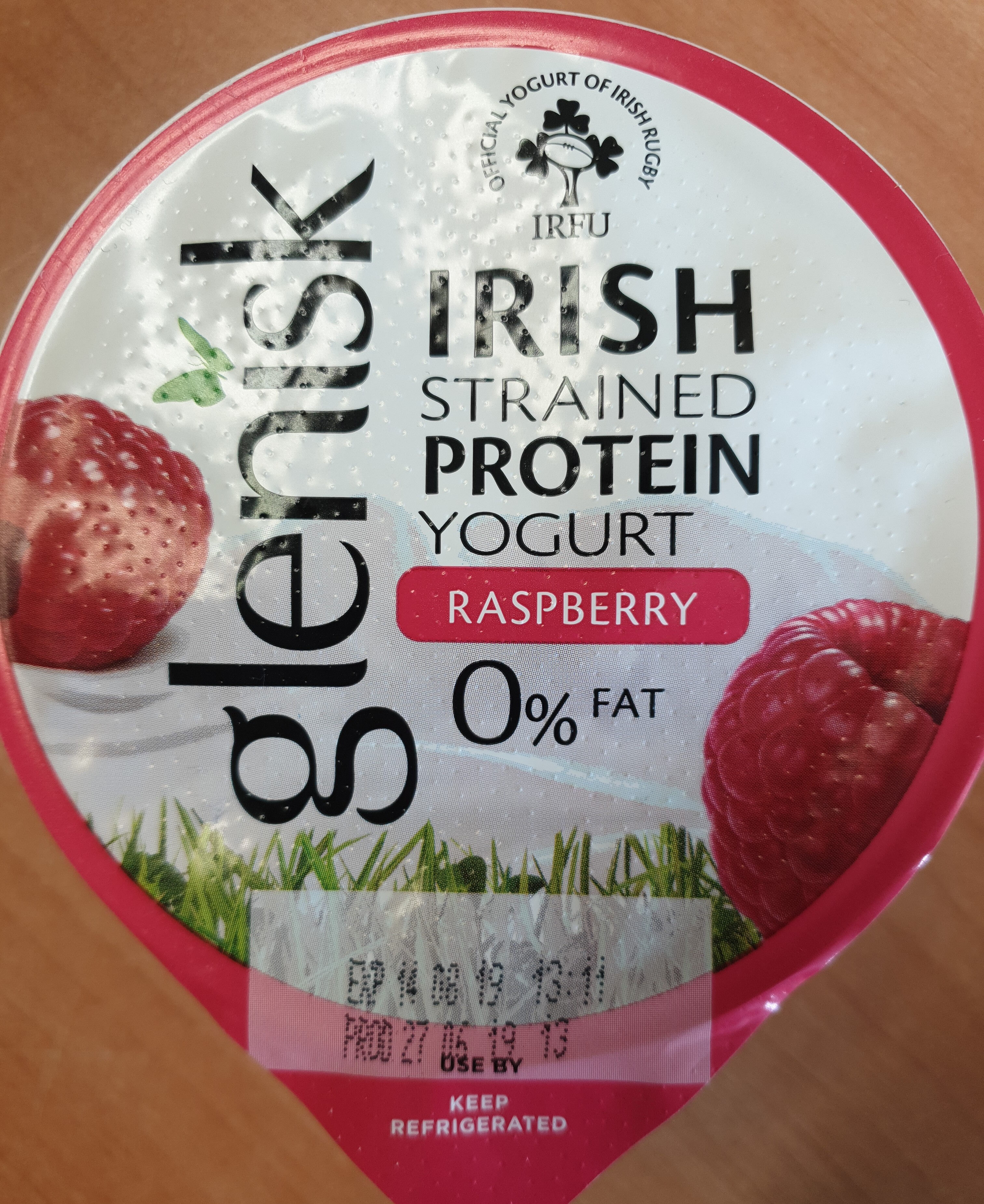 Yogurt (raspberry) - Prodotto - en