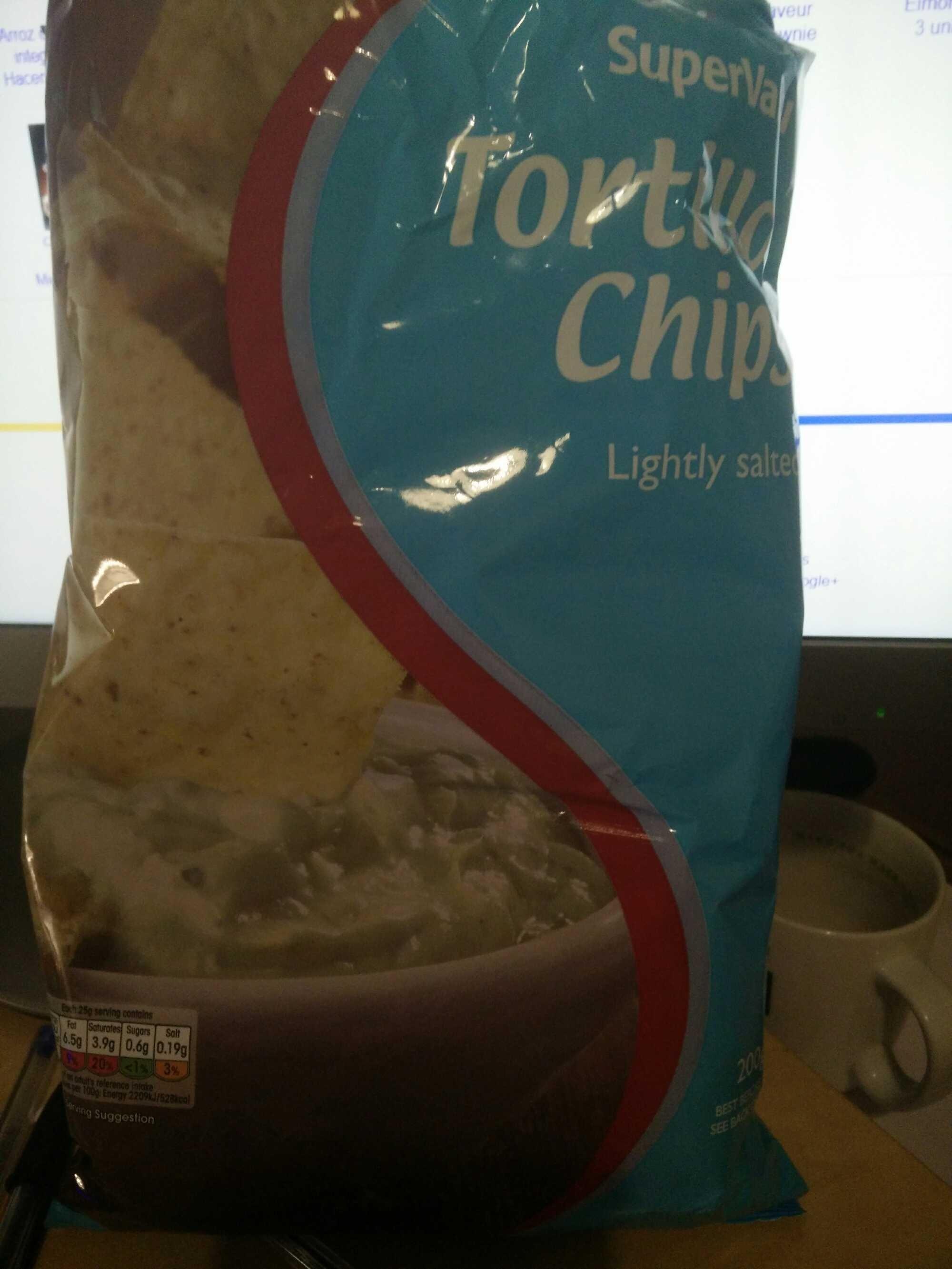 Tortilla Chips - Prodotto - en