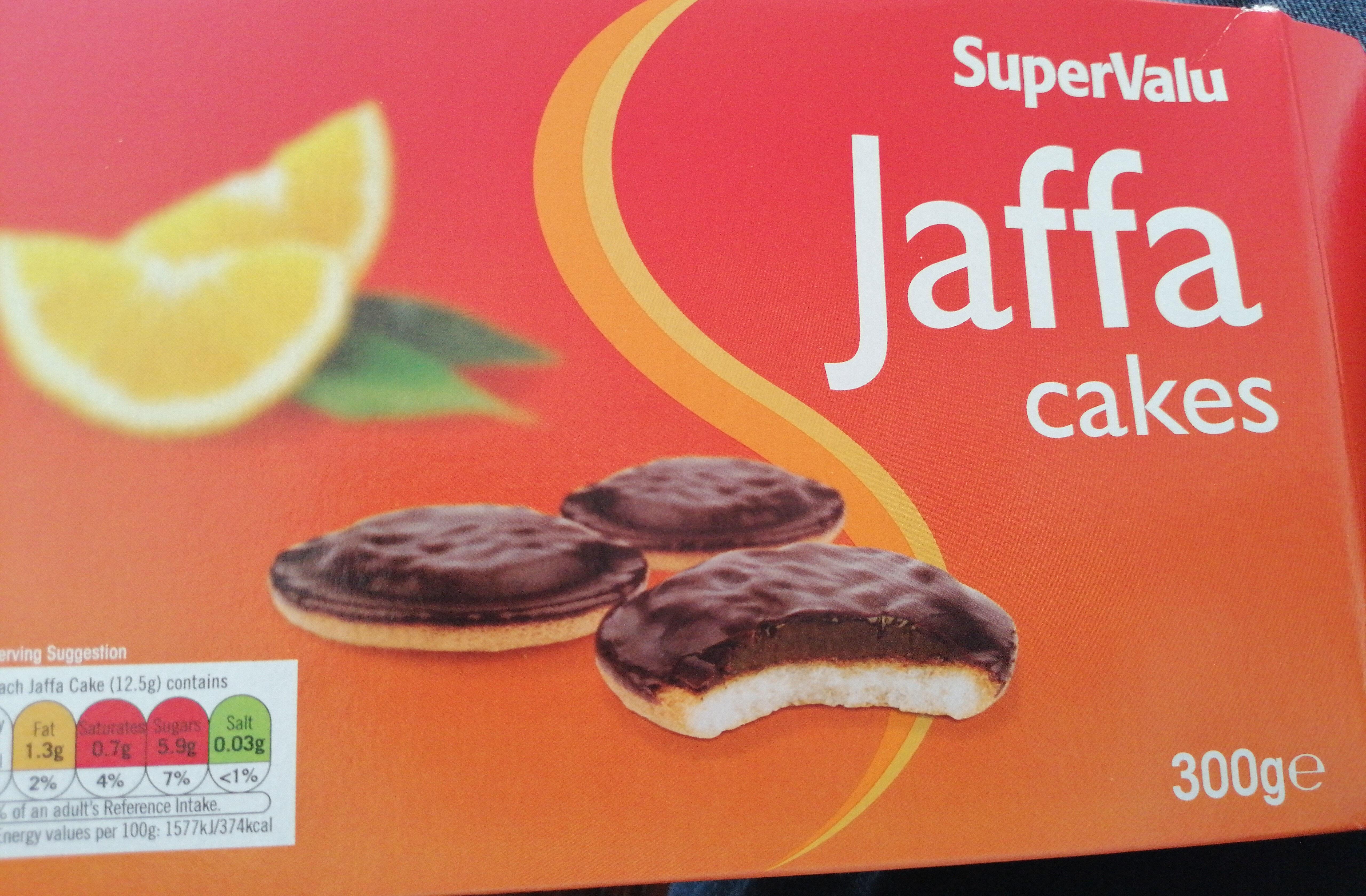 Jaffa cakes - Prodotto - en