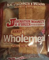 Wholemeal Slices Bread - Product - en