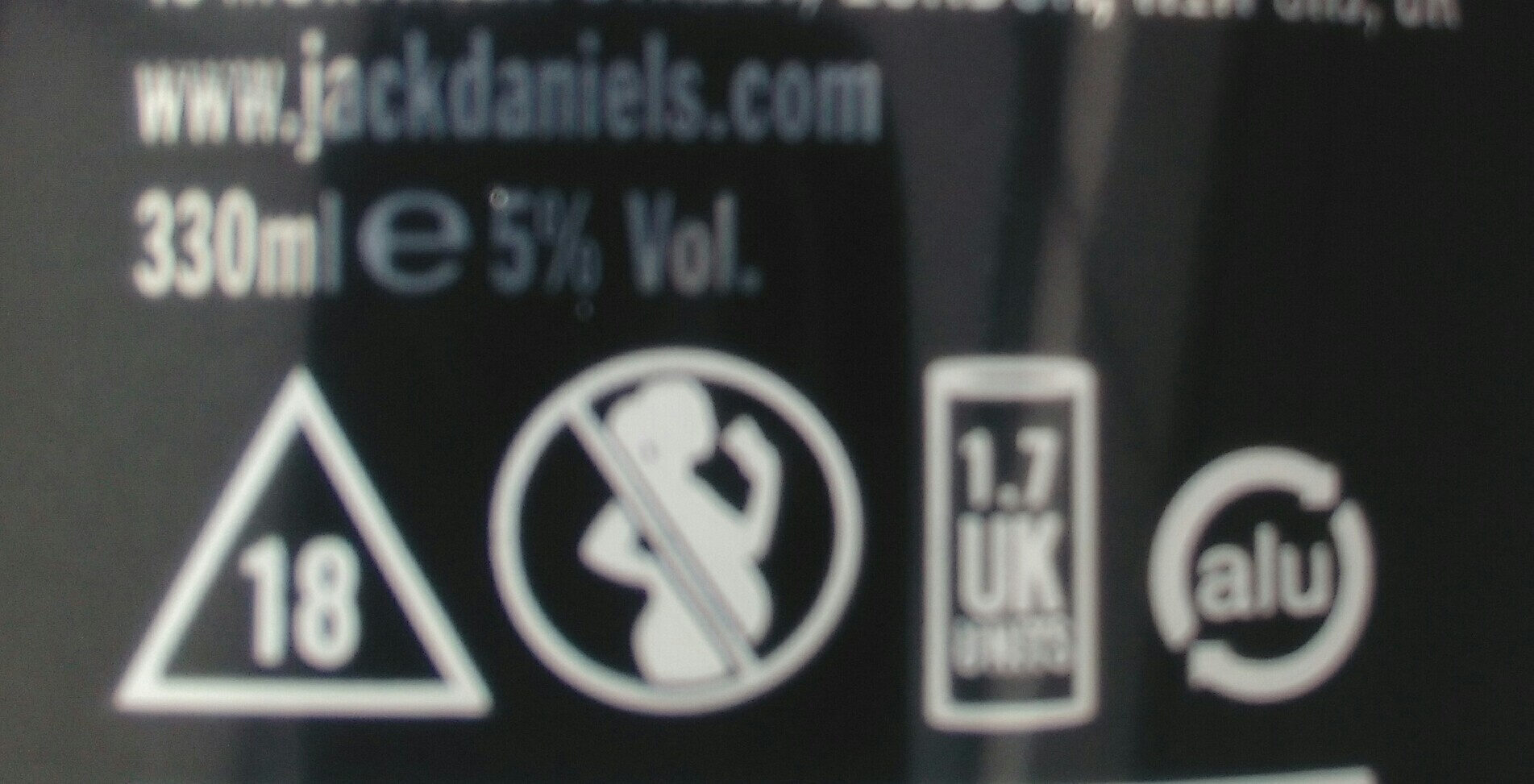 Whisky & Cola - Nutrition facts - fr