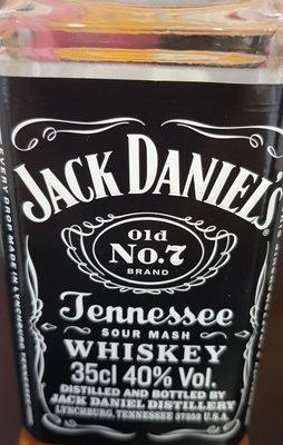 Tennessee whiskey - Produit - fr