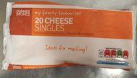 20 Cheese Singles - Product - en